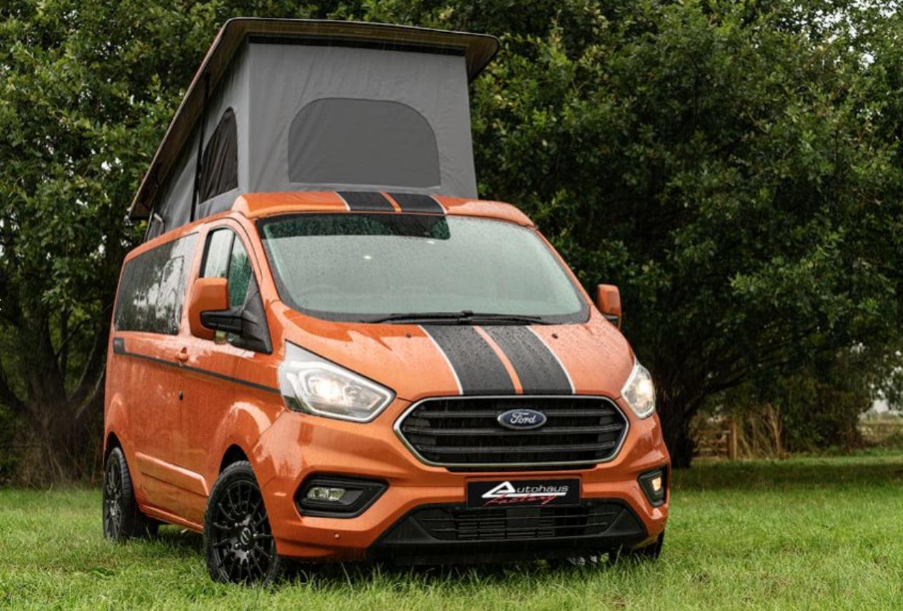 Ford Transit Campervan - pop top