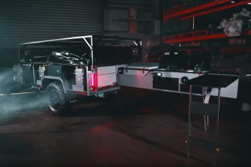 trackabout trailer - feature