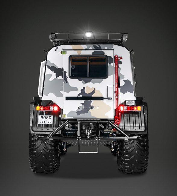 Monster Camper - rear