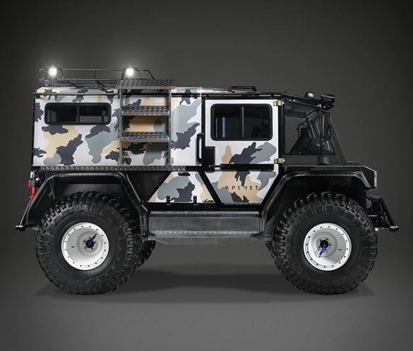 Monster Camper - feature