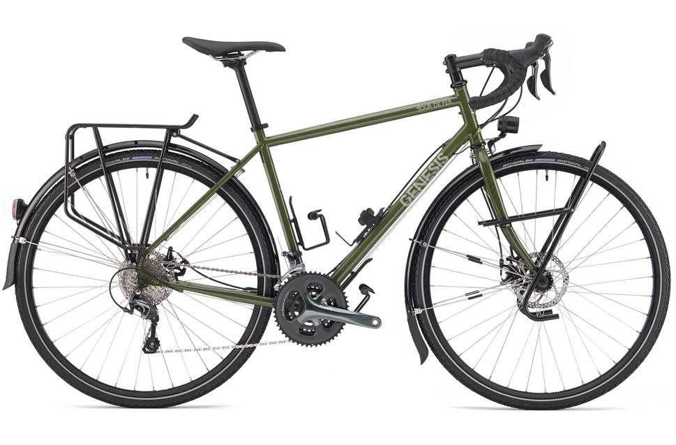 Travel Bikes - Genesis