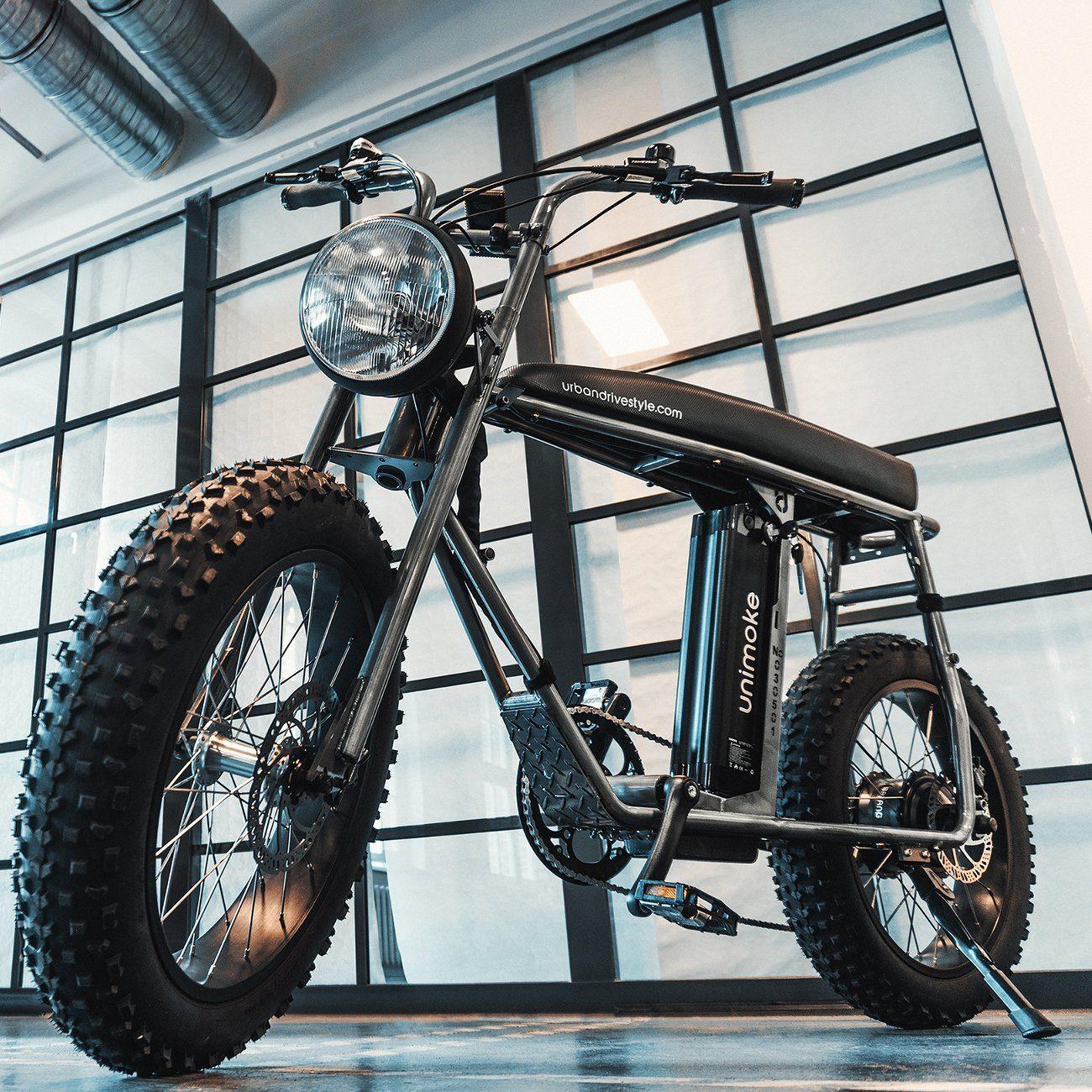 Travel Bikes - Uni Moke 2