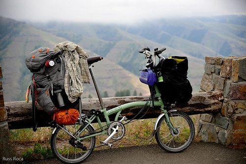 Travel Bikes - Brompton