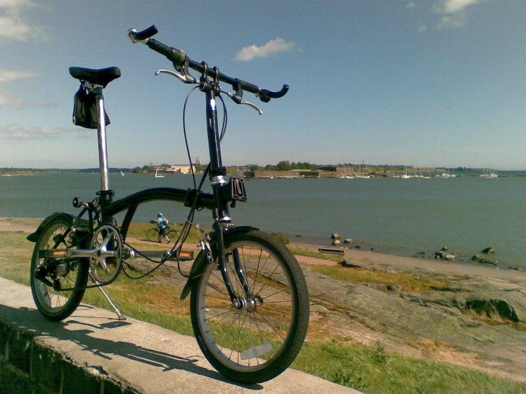 Travel Bikes - Brompton 2