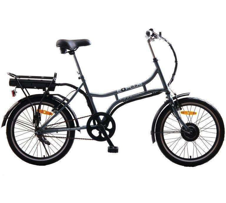 Travel Bikes - E-Plus