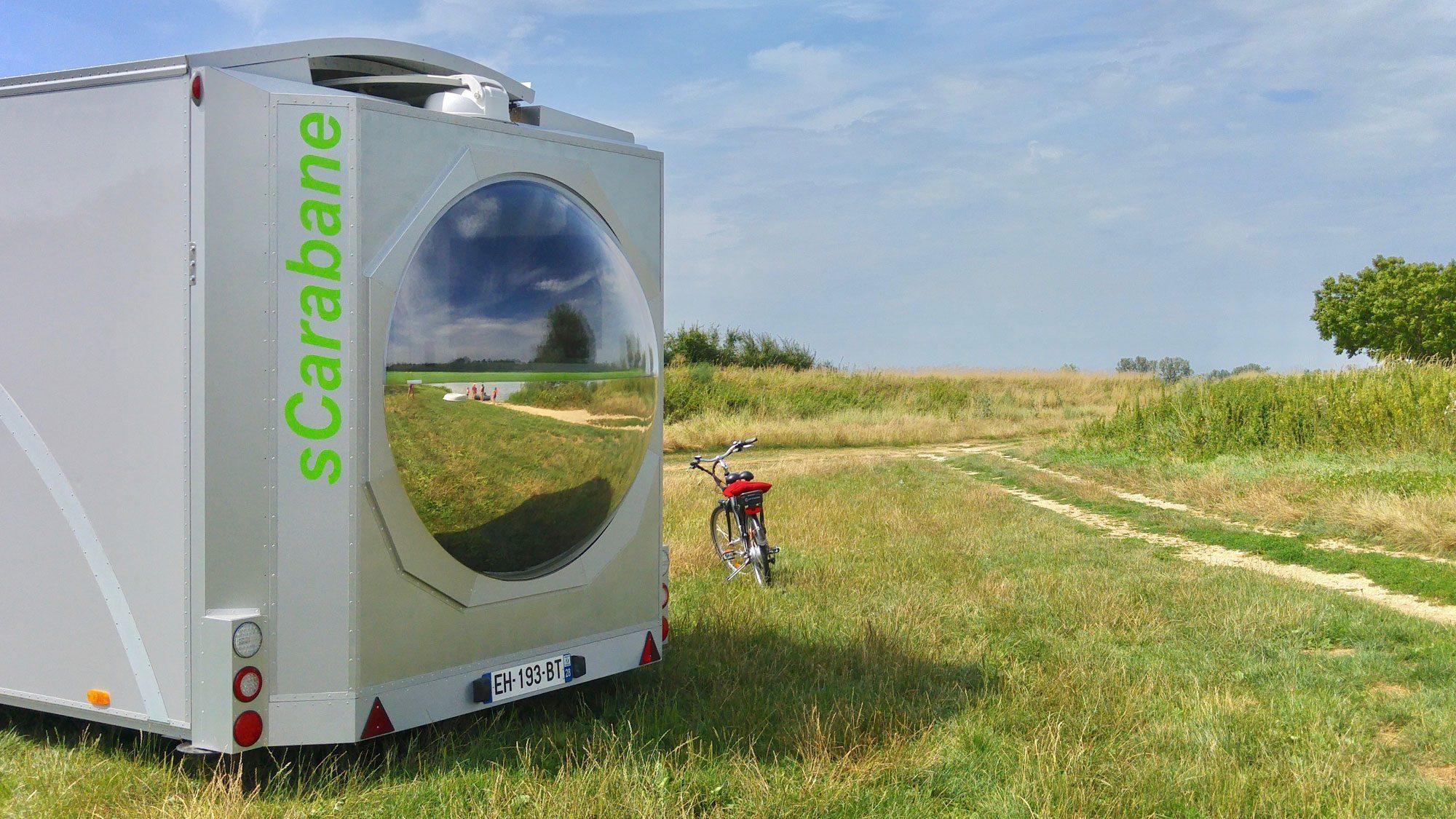 Off Grid Caravan - off the grid