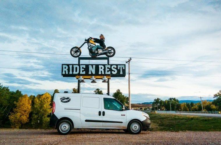 Ram Promaster small camper vans