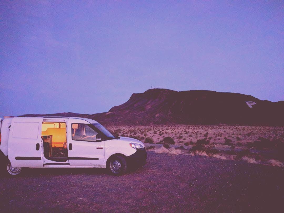 stealth camper van - stealth