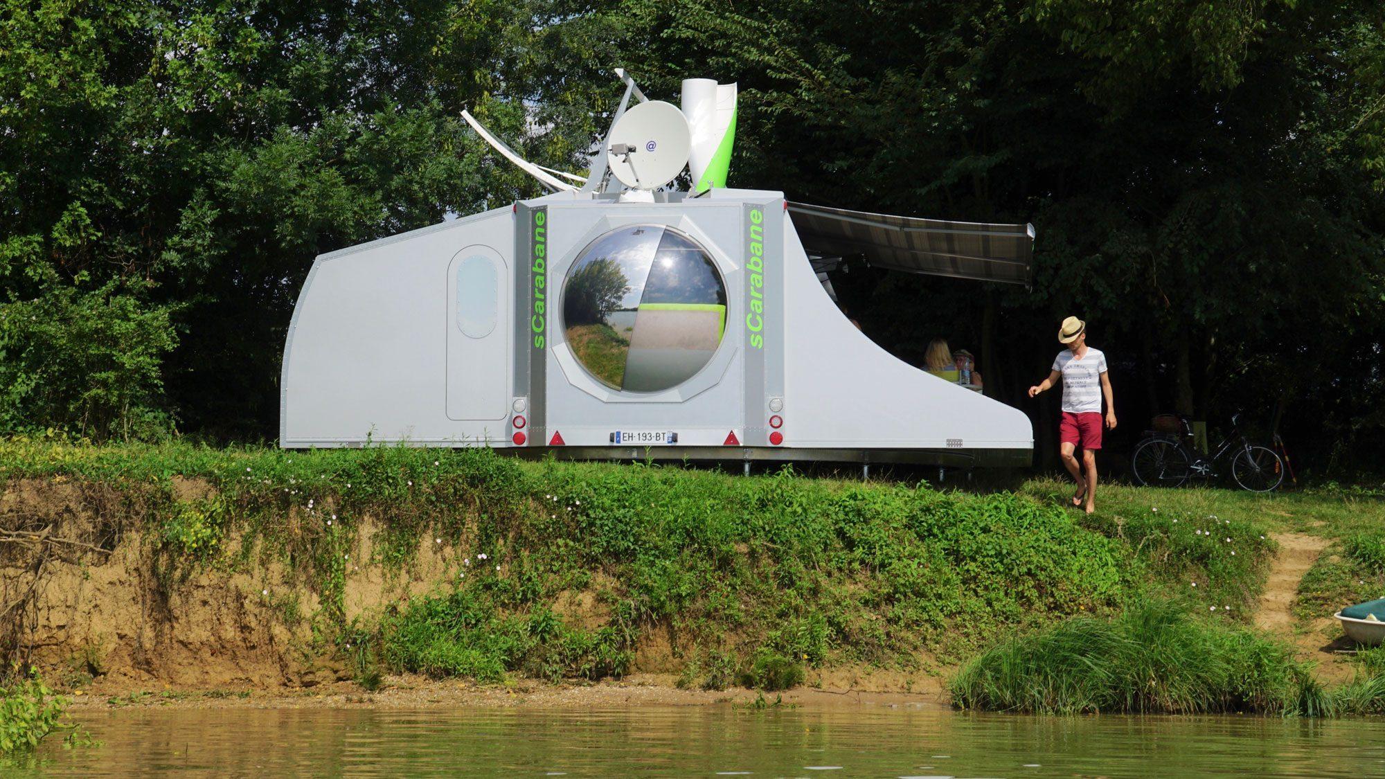 Off Grid Caravan - tiny home