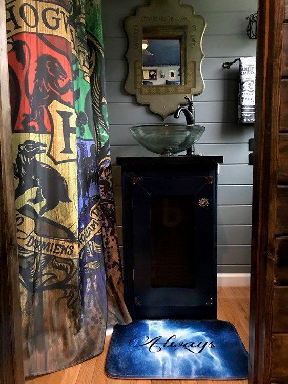 Harry Potter House - Bathroom