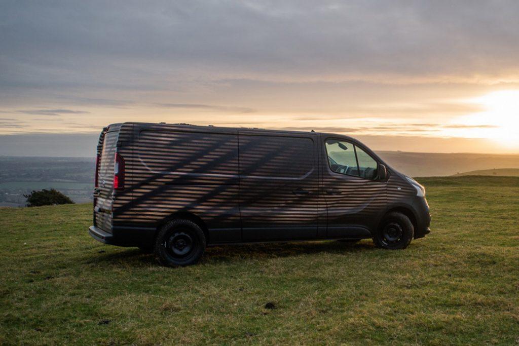 Nissan Camper - Van