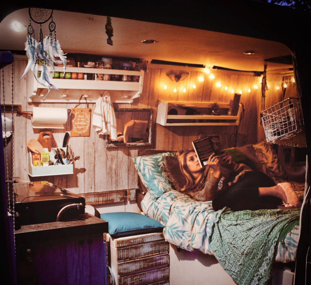 ford campers - wanderlust