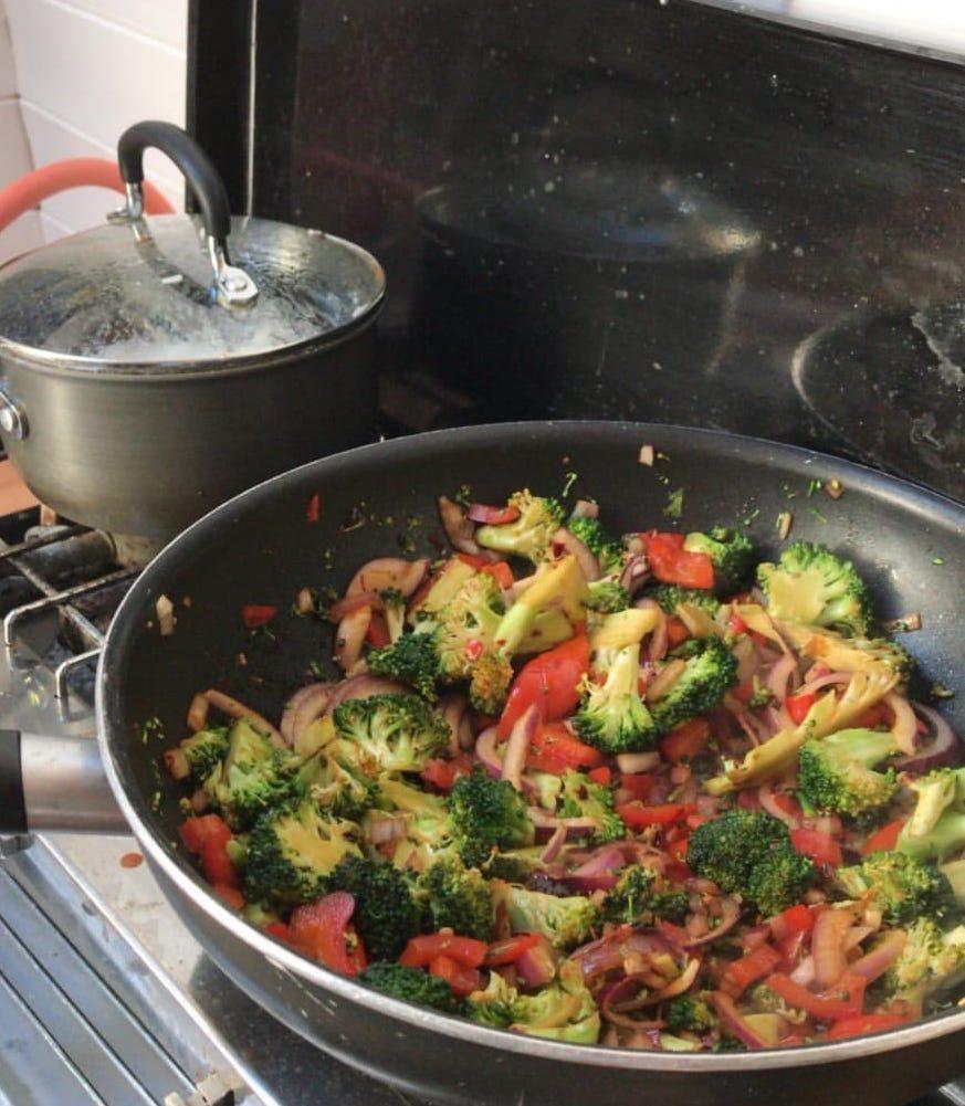 vanlife recipes curry