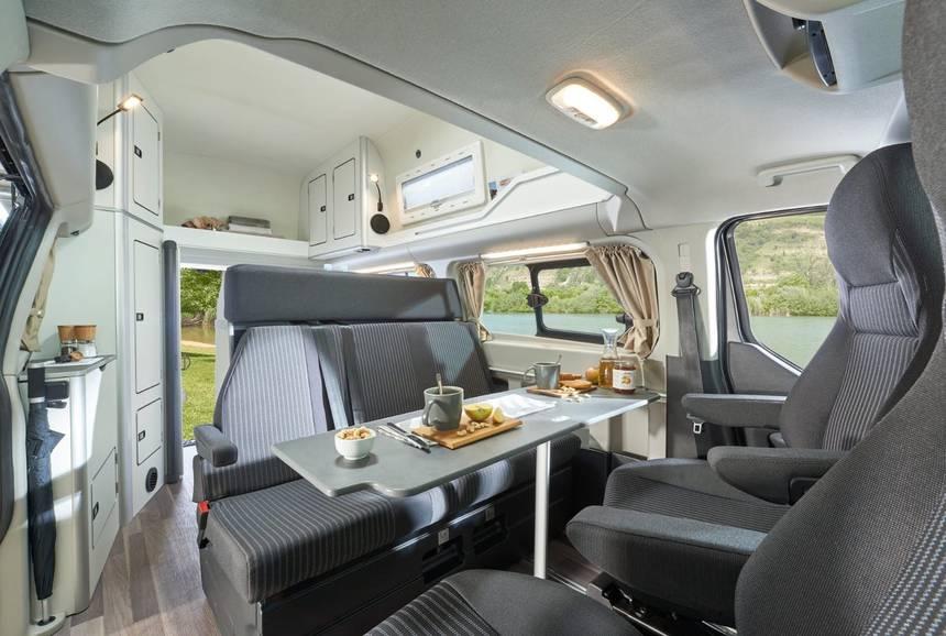 ford campers - future van