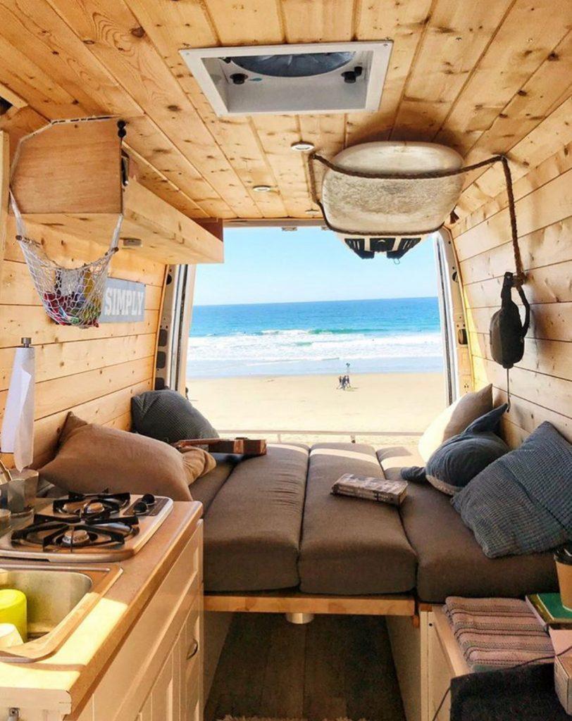 van life ideas - surf