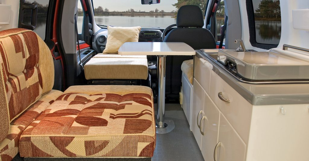 small campers - inside romahome