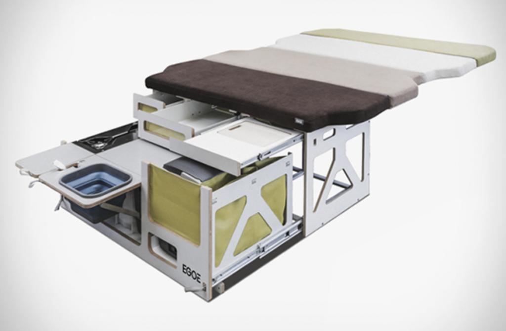 Micro Campers - Nest Box Interior
