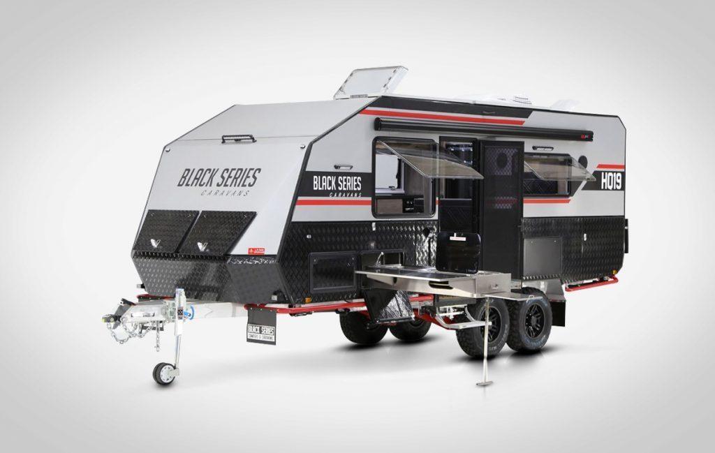 camper trailers black series