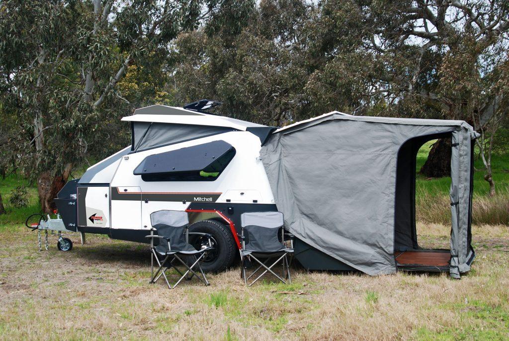 pioneer camper trailers