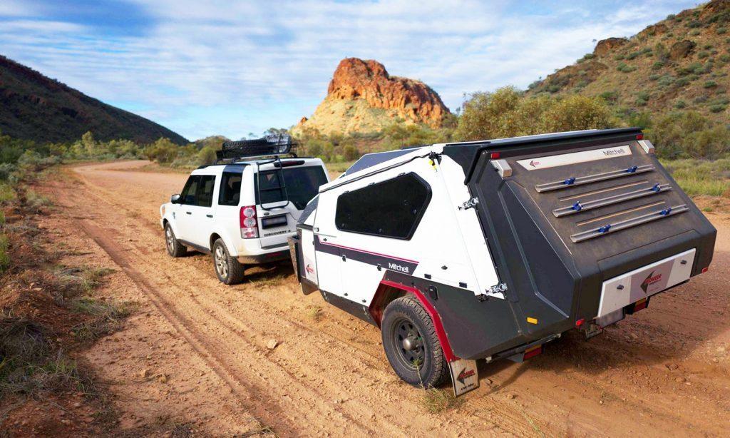 camper trailers mitchell