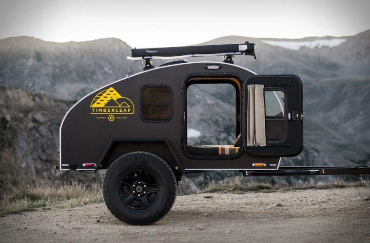 camper trailers timberleaf pika