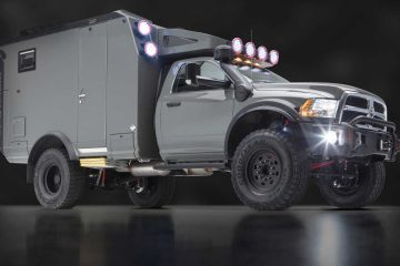 Adventure Truck - Feature