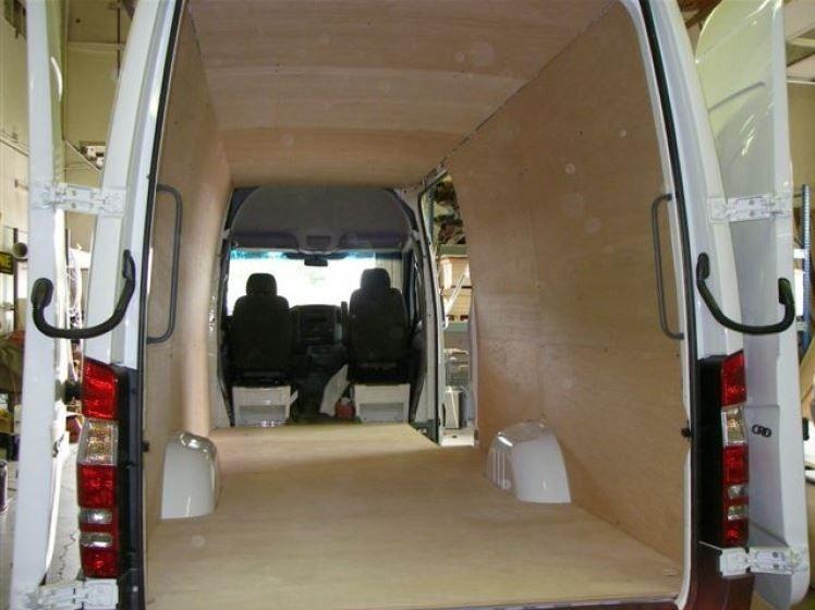 how to insulate a camper finish