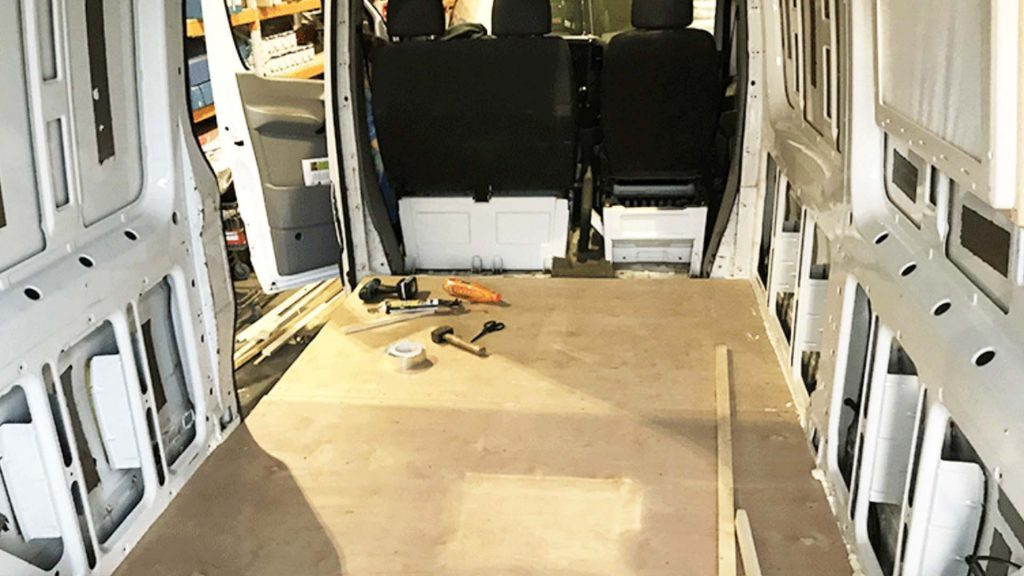how to insulate a camper flooring