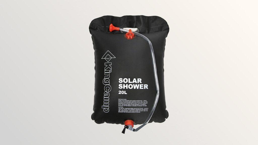 kingcamp shower
