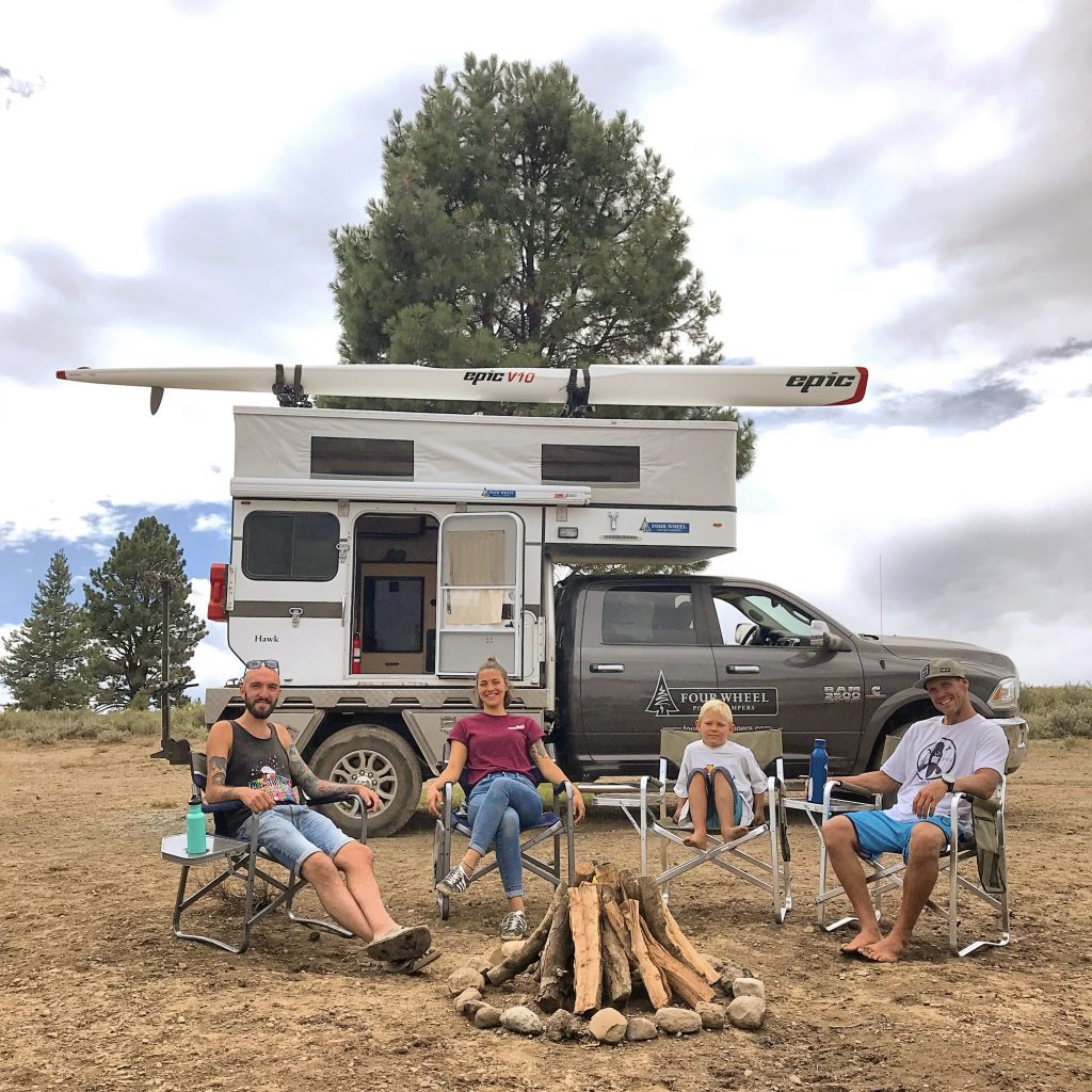 Pop up truck campers jay wild