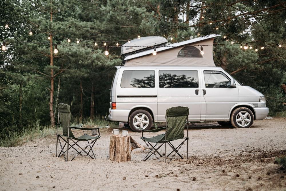 cheap camper van conversion
