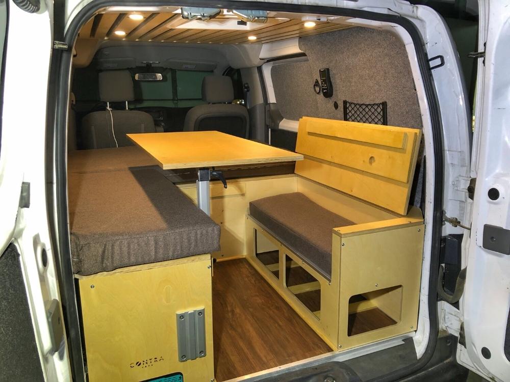 small-camper-vans-nissan-interior