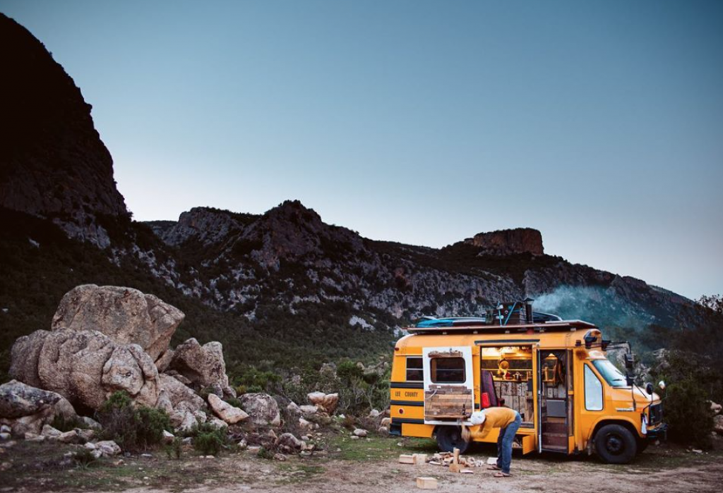 vanlifers - rocky mountain park ups