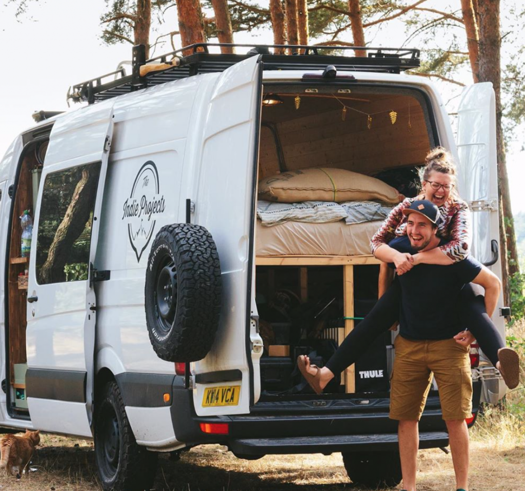vanlifers - Indie Projects