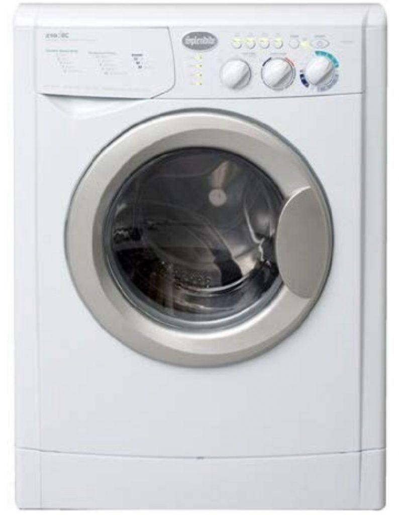 The spledide RV washing machine