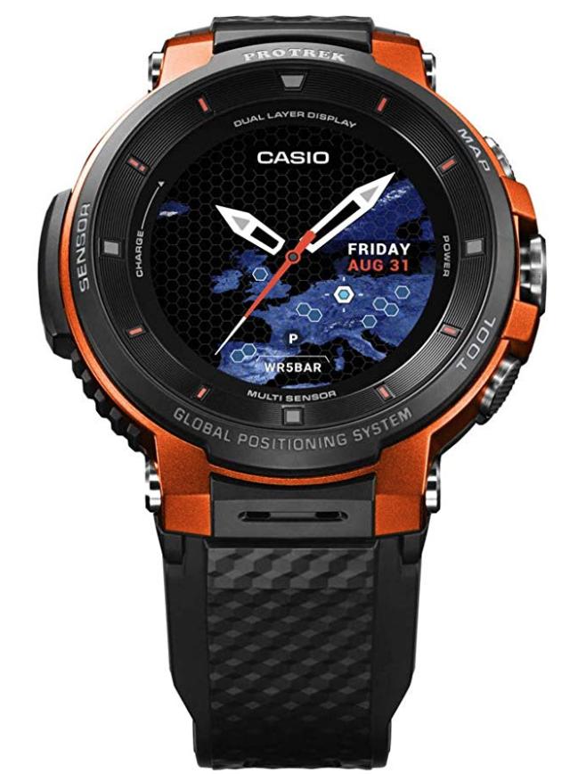 van life gifts casio smart watch