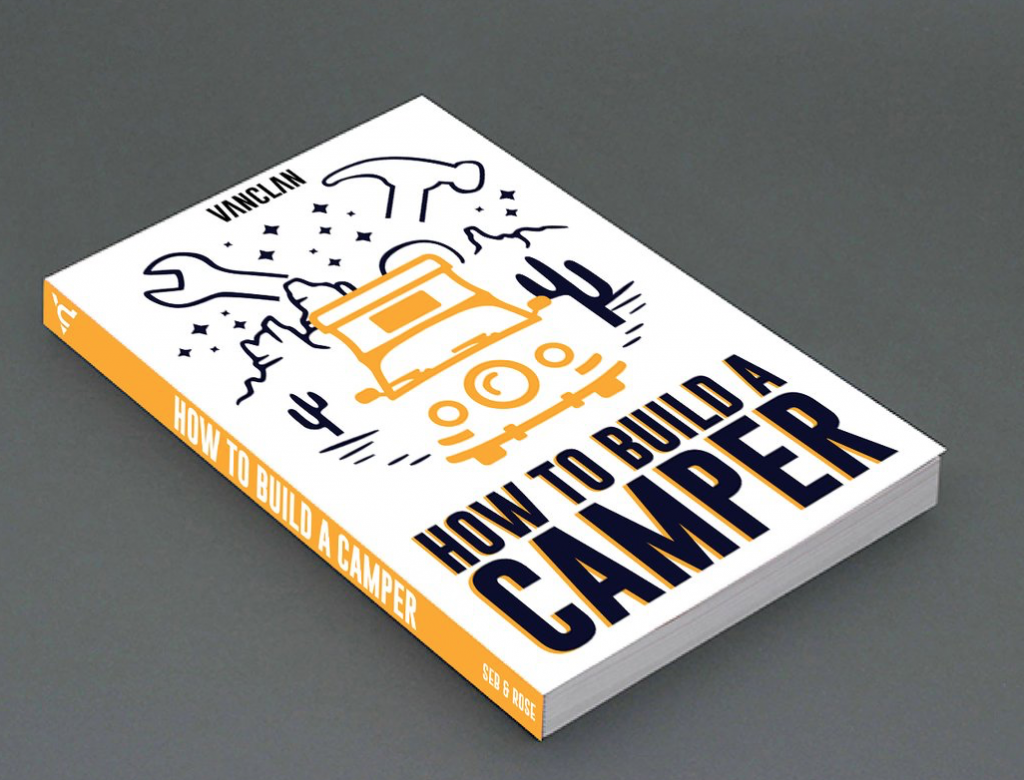 van life gifts how to build a camper e book