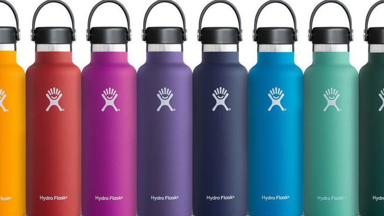 van life gifts hydro flask in multiple colours