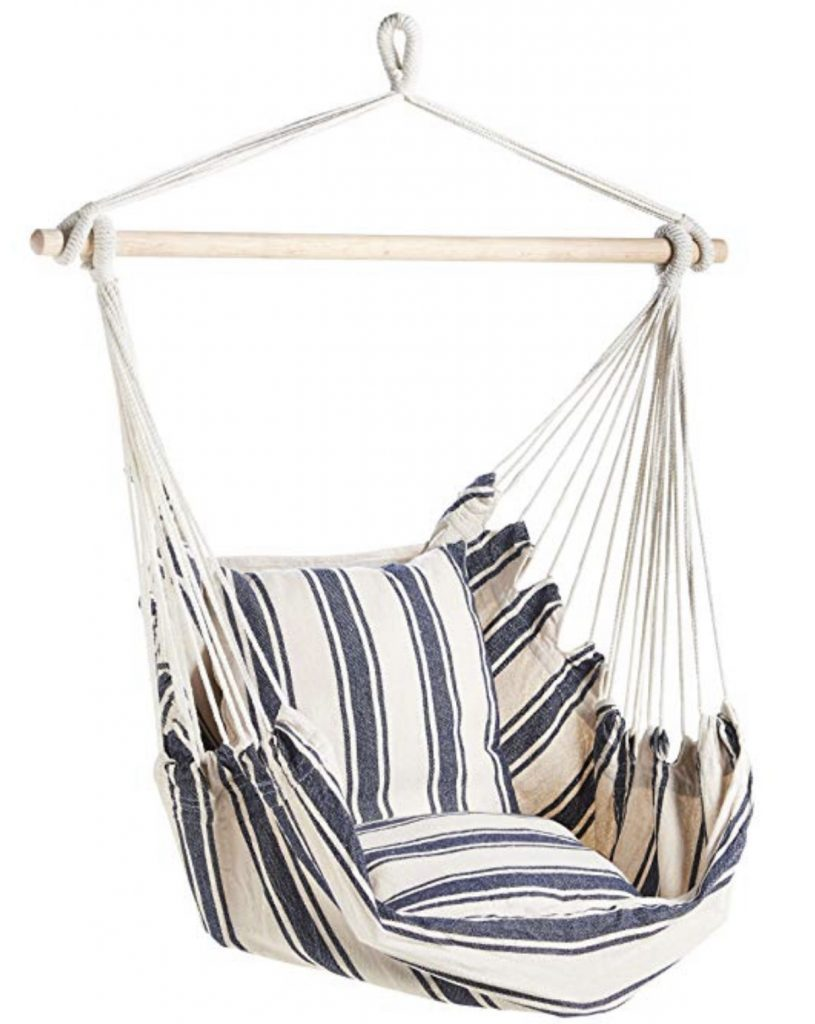 Best camping chairs - hammock chair
