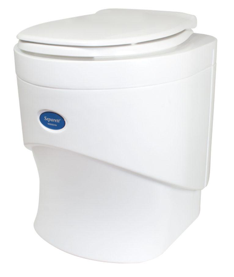 separett weekend toilet