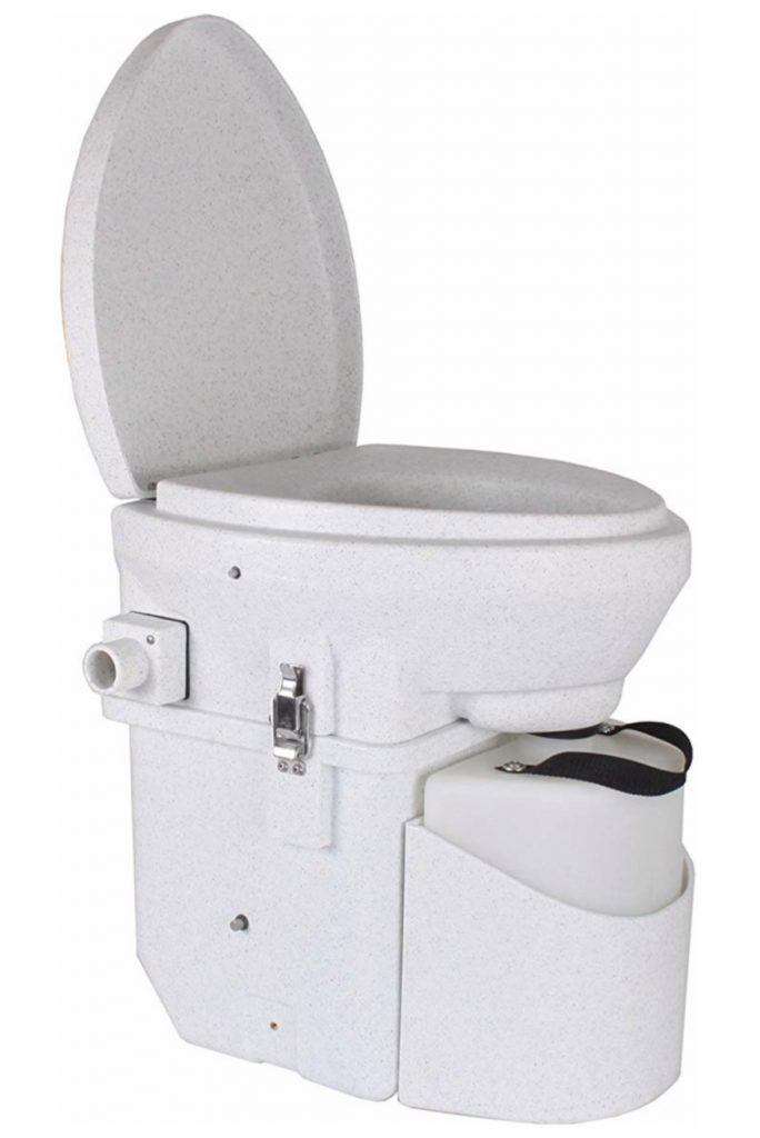 composting toilets- natures head