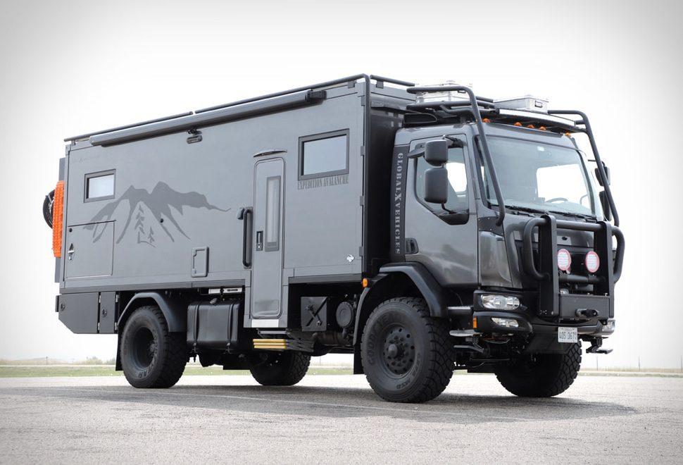 global x vehicles exhibition vehicles