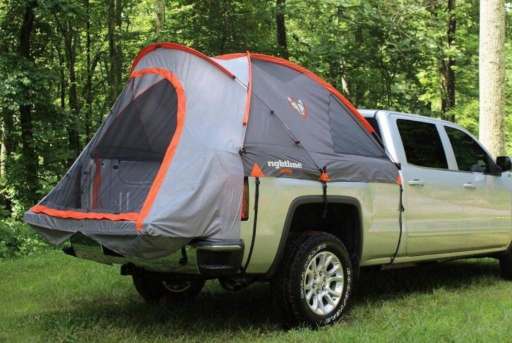 Pop up tents - truck trailer camper