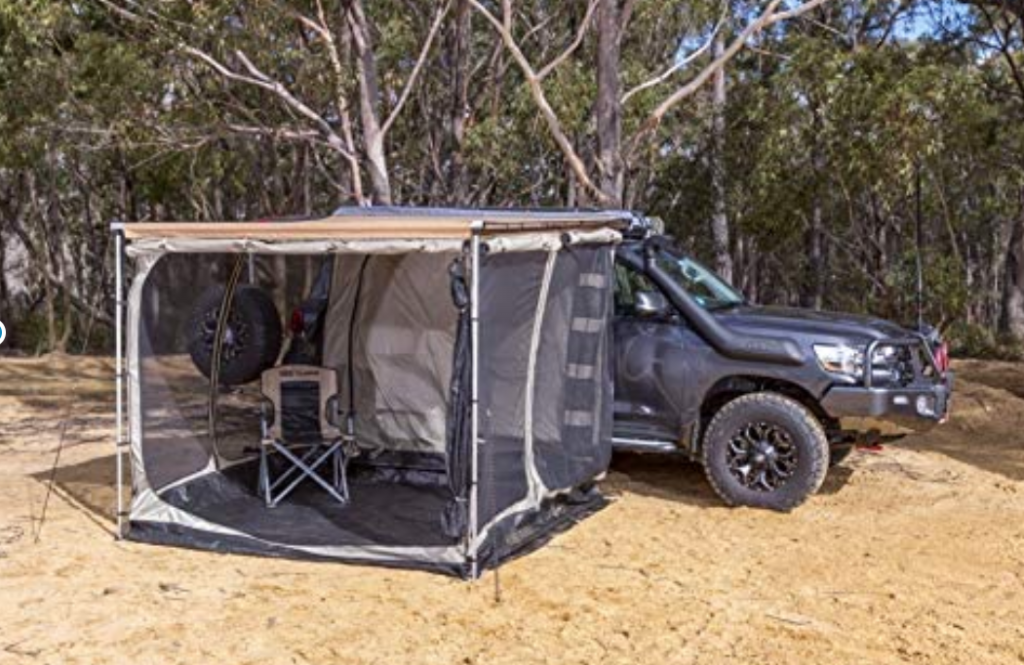 ARB Cube tent