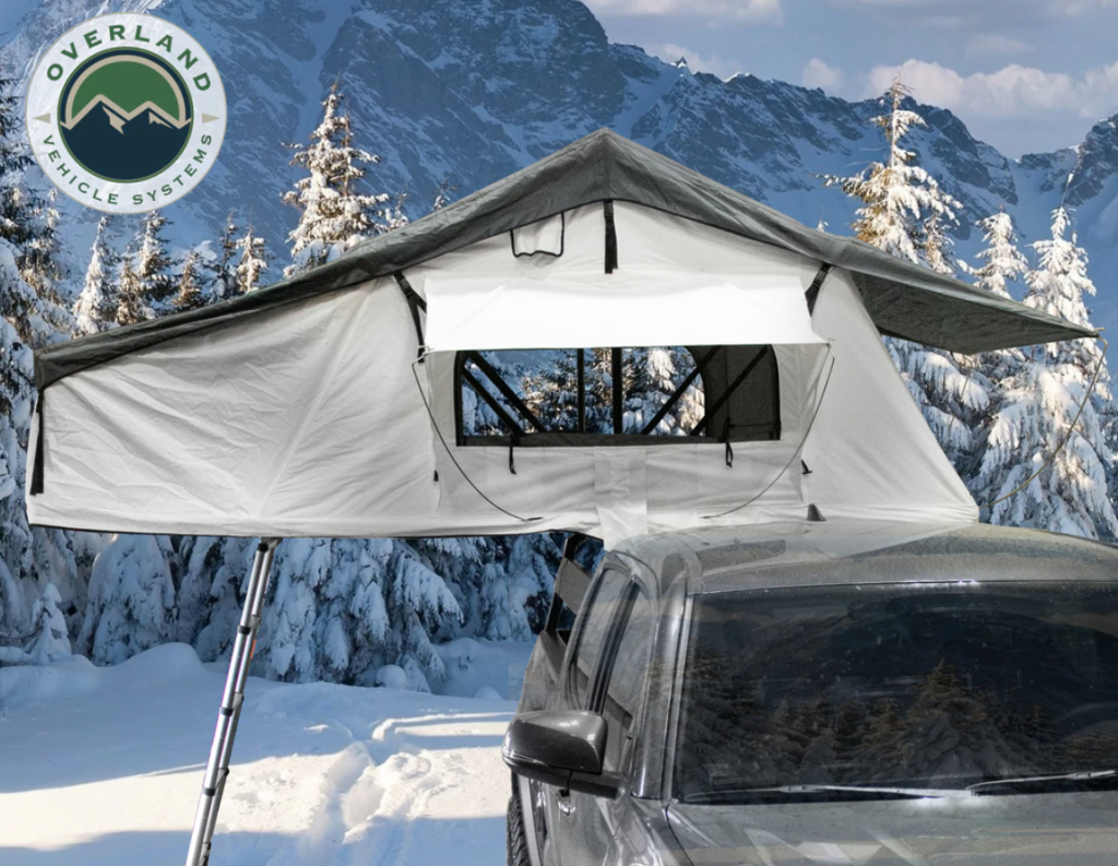 Arctic explorer tent from Overland Vehicle Systems