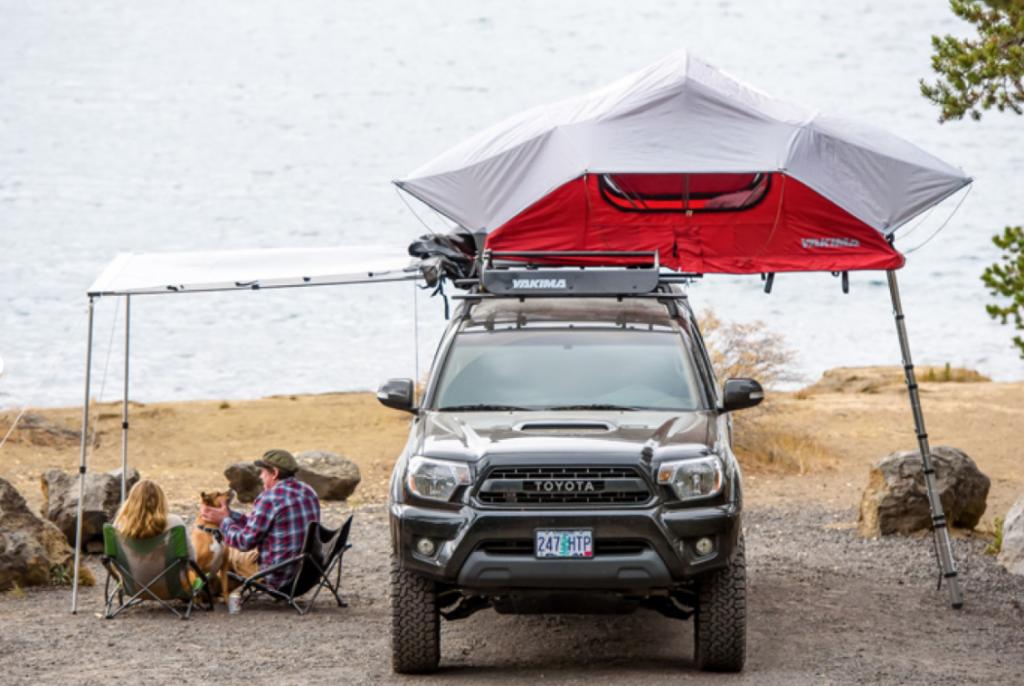 Yakima Skyrise Roof Tent