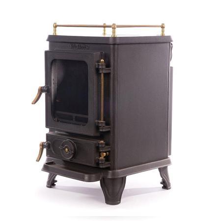 van wood stove - The hobbit multi fuel stove