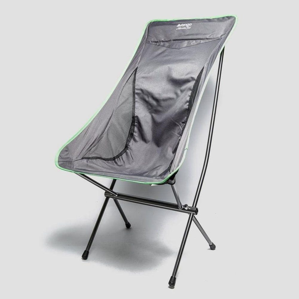 Vango Microlite Tall Chair for camping and van lifers