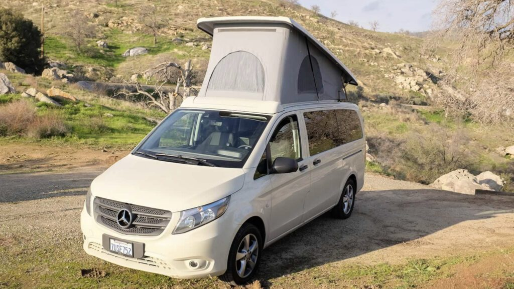 Mercedes Metris Conversion