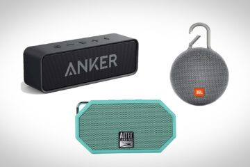 Best Portable Speakers For Vanlife Feature Image